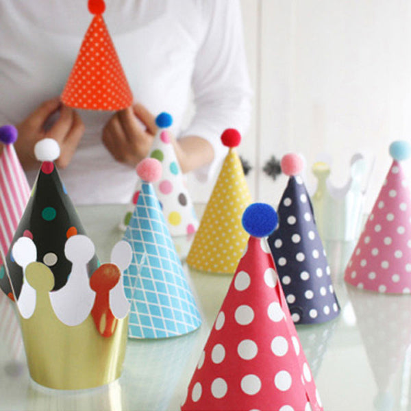 """Fairy tale"" Party Hats"