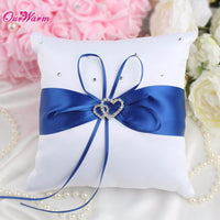 """Romantic"" Wedding Pillow"
