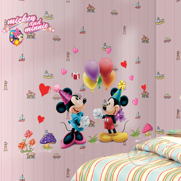 """Minnie Mouse"" Wall Sticker"