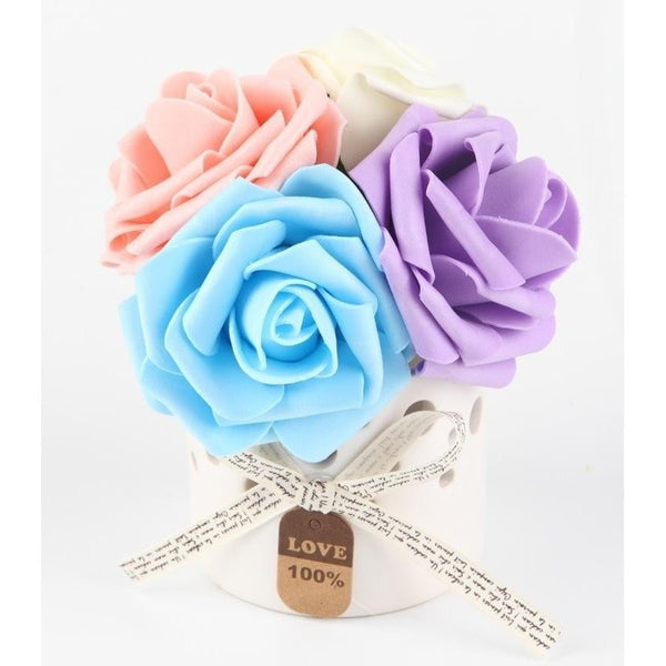 """Rose"" Artificial Flower-Decorhomium"