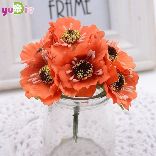 """Royal Cherry Blossoms"" Artificial Flowers-Decorhomium"