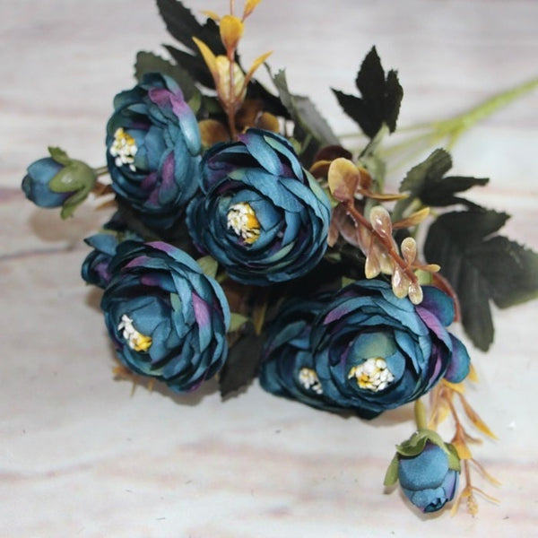 """Royal Peony"" Artificial Flower-Decorhomium"