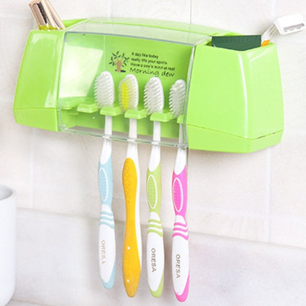 """Storage Box"" Toothbrush Holder.-Decorhomium"