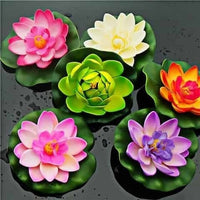 """Water Lilies"" Artificial Flower-Decorhomium"