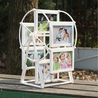 White Photo Frame-Decorhomium