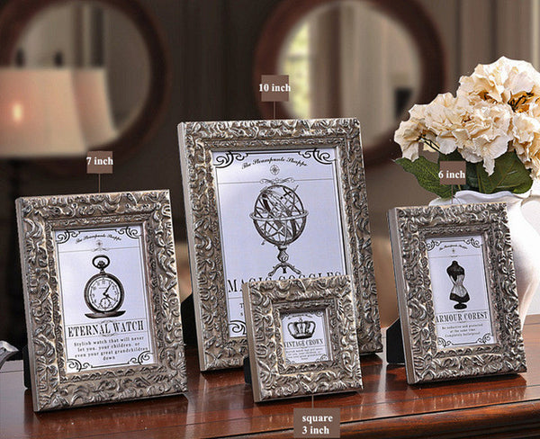 Wooden Fhoto Frames-Decorhomium