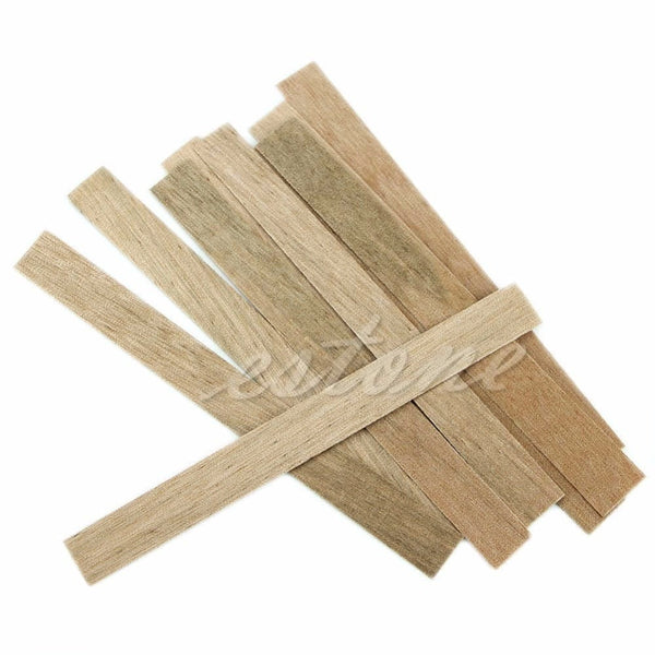 """Woody"" Wooden Wicks for Candles-Decorhomium"