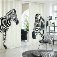 """Zebra"" Curtain-Decorhomium"