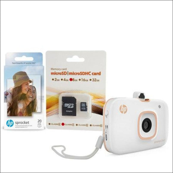 2-in-1 Portable Photo Printer & Camera - AmazinTrends.com