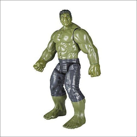 2018 Marvel Infinity War Titan Hero Series Hulk with Titan Hero Power FX Port - AmazinTrends.com