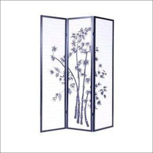 3-Panel Asian Shoji Screen Room Divider - AmazinTrends.com
