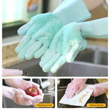 Eco-Friendly Magic Dishwashing Gloves - AmazinTrends.com