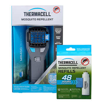 Portable Mosquito Repeller with 60 Hours of Refills - AmazinTrends.com