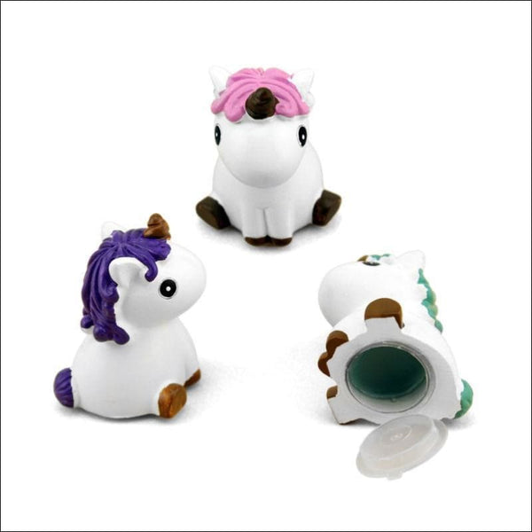 3pk Unicorn Scented Lip Gloss Stocking Stuffers - AmazinTrends.com