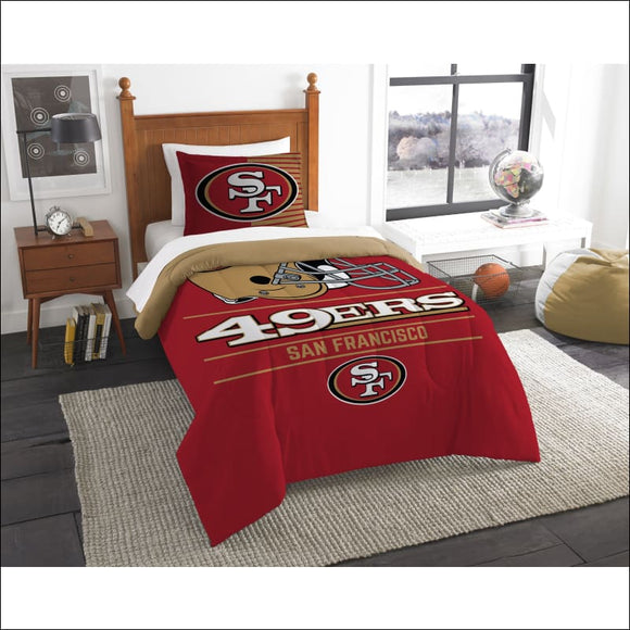 49ers OFFICIAL National Football League, Bedding,