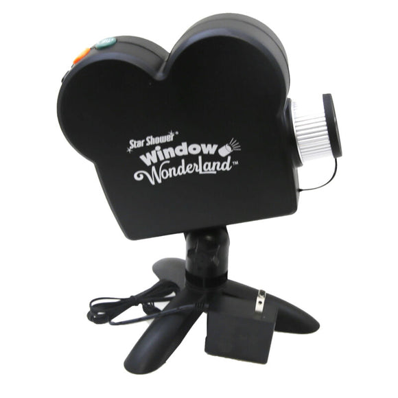 Window Wonderland, Christmas, Halloween, Movie Projector Kit, 18 Modes - AmazinTrends.com