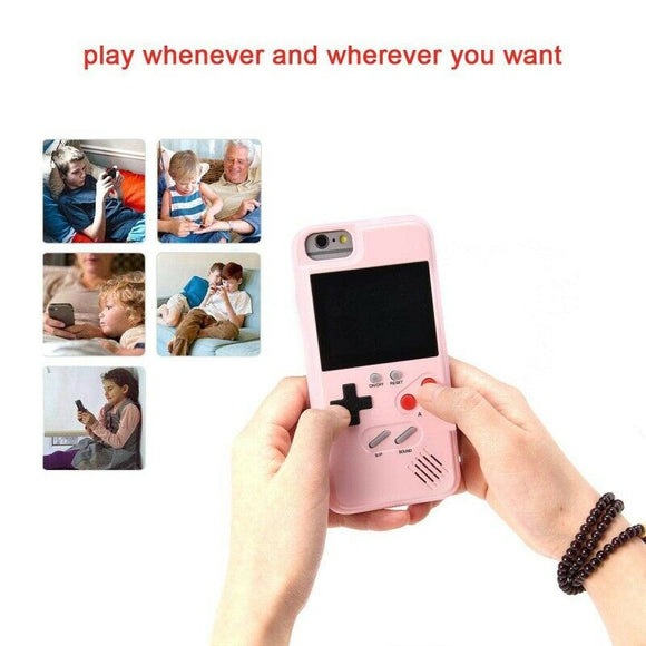 Gameboy Phone Case Cover For iPhone - AmazinTrends.com
