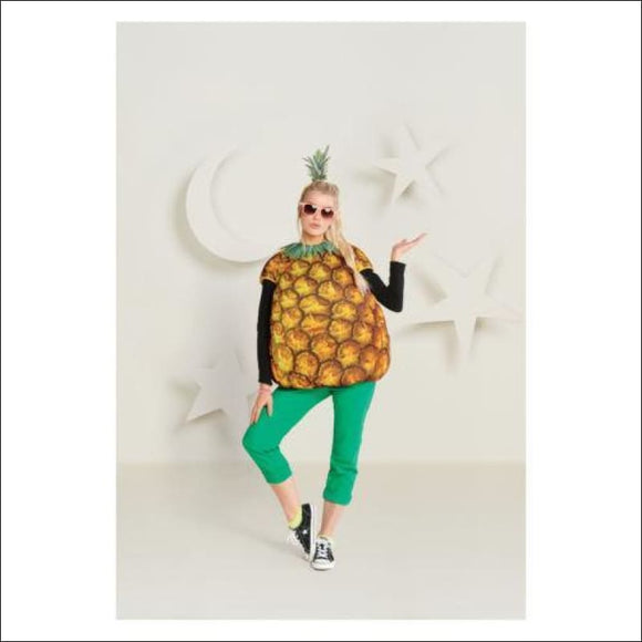 Adult Pineapple Halloween Costume - Hyde and Eek! Boutique™ - AmazinTrends.com