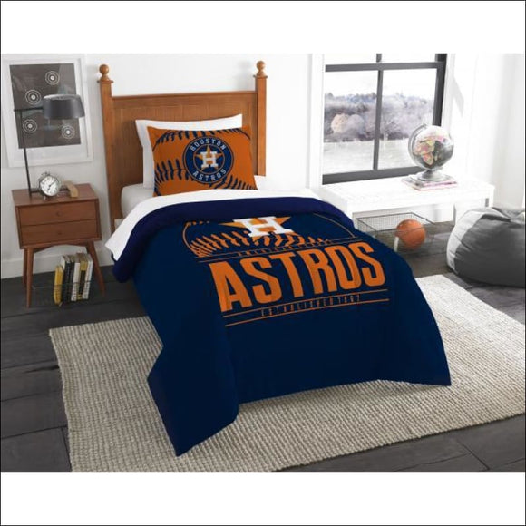 Astros OFFICIAL Major League Baseball, Bedding, Twin - AmazinTrends.com