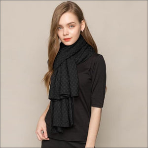 Autumn Winter Pashmina Female Wraps Scarf - AmazinTrends.com