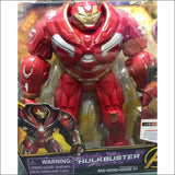 Avengers Infinity War - Hulkbuster Hero Vision Action Figure FREE SHIPPING - AmazinTrends.com