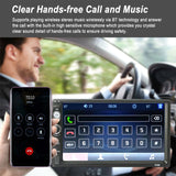 "7"" Double 2 DIN Car MP5 MP3 Player Bluetooth Touch Screen Stereo Radio Camera US - AmazinTrends.com"