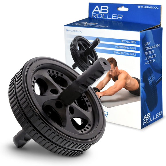 Ab Roller Exercise Wheel for Home Gym🏋🏽‍♀️🏋🏻 - AmazinTrends.com
