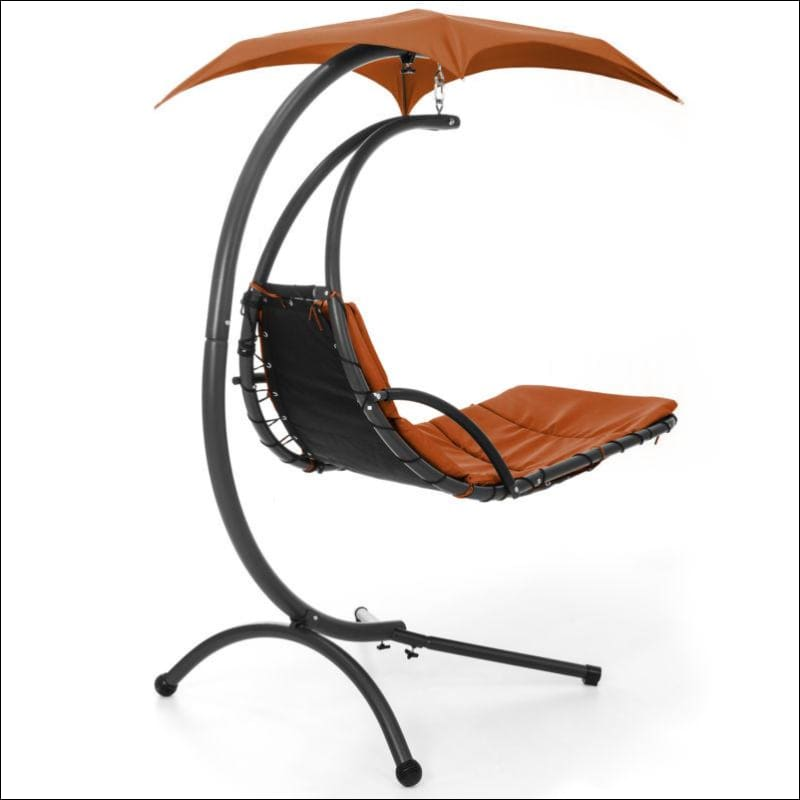 sc 1 st  AmazinTrends.com & AmazinTrends.com - BCP Hanging Chaise Lounge Chair w/ Canopy