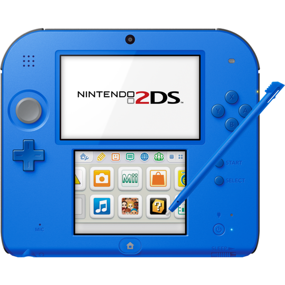 Nintendo 2DS (Electric Blue 2) - AmazinTrends.com