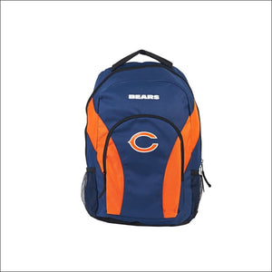 "Bears OFFICIAL National Football League, """"Draft Day"""" 18""""H x 10"""" (12"""" Back) Backpack  by The Northwest Company - AmazinTrends.com"