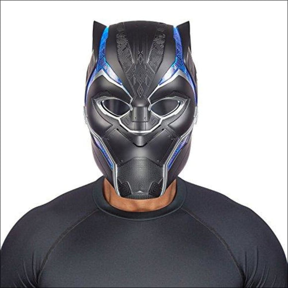 Black Panther Electronic Helmet, Marvel Legends Series - AmazinTrends.com