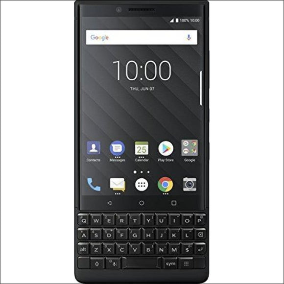 BlackBerry KEY2 Black Unlocked Android Smartphone - AmazinTrends.com