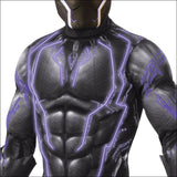 Boys Light-Up Black Panther Costume - Black Panther Movie - AmazinTrends.com