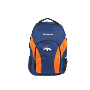 "Broncos OFFICIAL National Football League, """"Draft Day"""" 18""""H x 10"""" (12"""" Back) Backpack  by The Northwest Company - AmazinTrends.com"