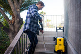 2150 PSI Electric Pressure Washer with Spray Gun Stanley SHP - AmazinTrends.com