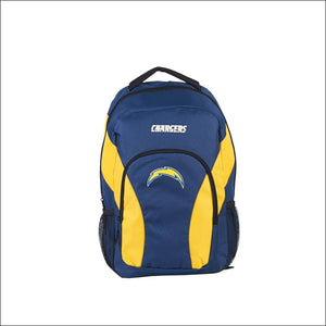 "Chargers OFFICIAL National Football League, """"Draft Day"""" 18""""H x 10"""" (12"""" Back) Backpack  by The Northwest Company - AmazinTrends.com"