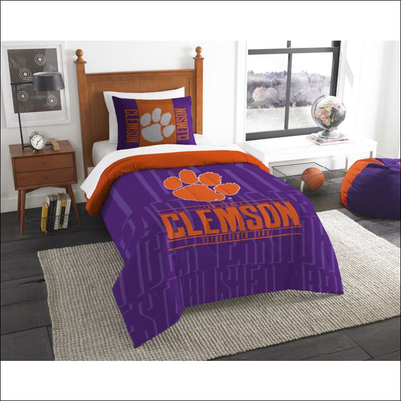 Clemson OFFICIAL Collegiate, Bedding,