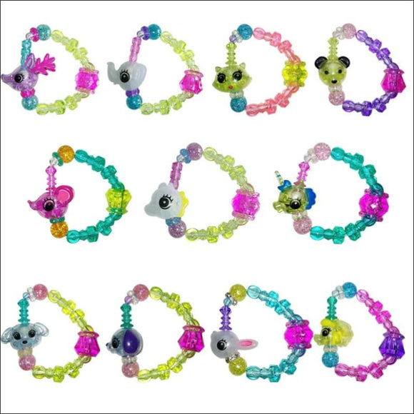 Creative Animal Elasticity Stitching Magical Bracelet,  for Women Girls - AmazinTrends.com