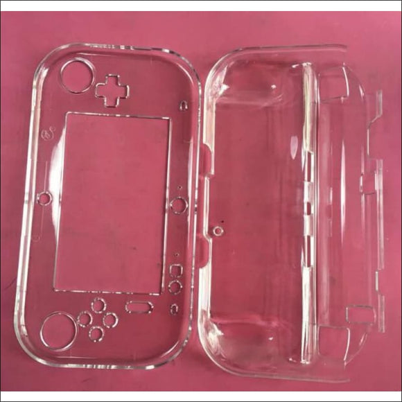 Crystal Hard Case Skin Shell for Nintendo Wii U Gamepad Shell Case - AmazinTrends.com