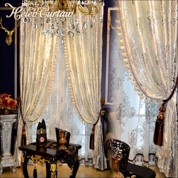 Design Sheer Velvet Curtains For Windows - AmazinTrends.com