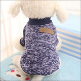Dog Clothes For Small Dogs, Soft Pet Dog Sweater, Clothing For Dog, Winter Chihuahua Clothes, Classic Pet Outfit, - AmazinTrends.com