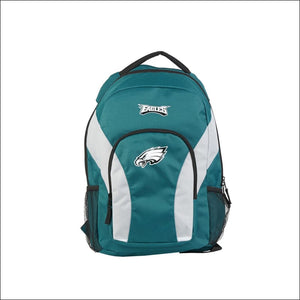 "Eagles OFFICIAL National Football League, """"Draft Day"""" 18""""H x 10"""" (12"""" Back) Backpack  by The Northwest Company - AmazinTrends.com"