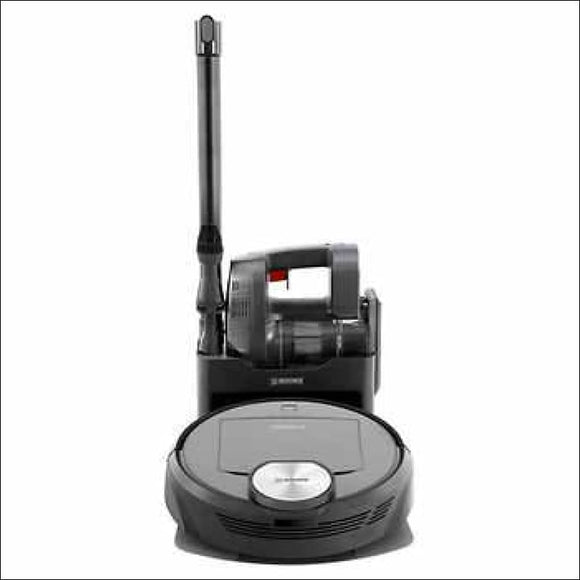 Ecovacs Deebot R98 Robotic Vacuum with Self-Emptying Dustbin, and Handheld Stick Vacuum, - AmazinTrends.com