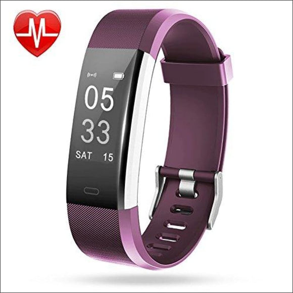 Fitness Tracker, Heart Rate Monitor Activity Tracker - AmazinTrends.com