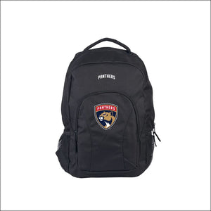 "FL Panthers OFFICIAL National Hockey League, """"Draft Day"""" 18""""H x 10"""" (12"""" Back) Backpack  by The Northwest Company - AmazinTrends.com"