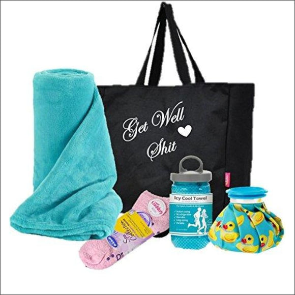 Get Well Gift Basket for Women - Just Don't Send Flowers - AmazinTrends.com