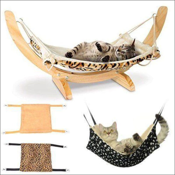 Hammock For Cats & Ferret Rest House - AmazinTrends.com