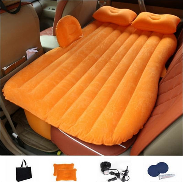 Inflatable Car Air Mattress - AmazinTrends.com