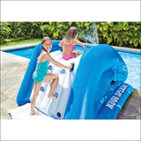 Inflatable Swimming Pool Water Slide By Intex - AmazinTrends.com