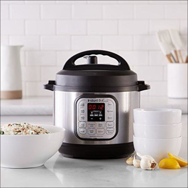Instant Pot Duo Mini 3 Qt 7-in-1 Multi- Use Programmable Pressure Cooker, Slow Cooker, Rice Cooker, Steamer, Sauté, Yogurt Maker and Warmer - AmazinTrends.com